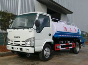 5Tons ISUZU Water Truck