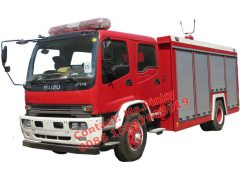 6000Liters to 8000Liters Fire Fighting Trucks (2)