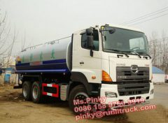 Hino700 64 350HP Water Truck 16000Litres (2)