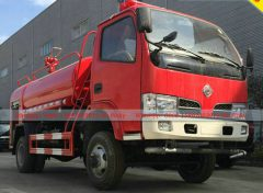 Hubei Suizhou All Wheel Driv Water Fire Trucks 4WD (3)