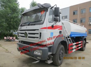 Right Hand Drive Beiben Trucks