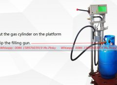 LPG Cylinder Filling Scales