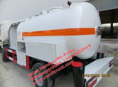 Good Quality LPG Gas Delivery truck With LPG Filling Dispensers