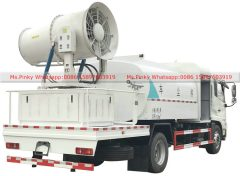Pesticide Spraying Truck