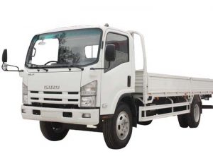 ELF ISUZU With Low Cargo Truck