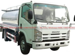 700P ISUZU Milk Transport Truck