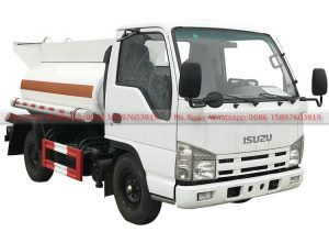 ISUZU MINI Fuel Tank Truck