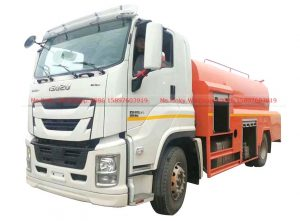 ISUZU GIGA High Pressure Cleaning Truck